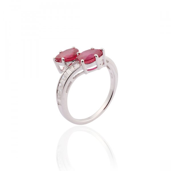 Vintage Classic Ring R2577-RB