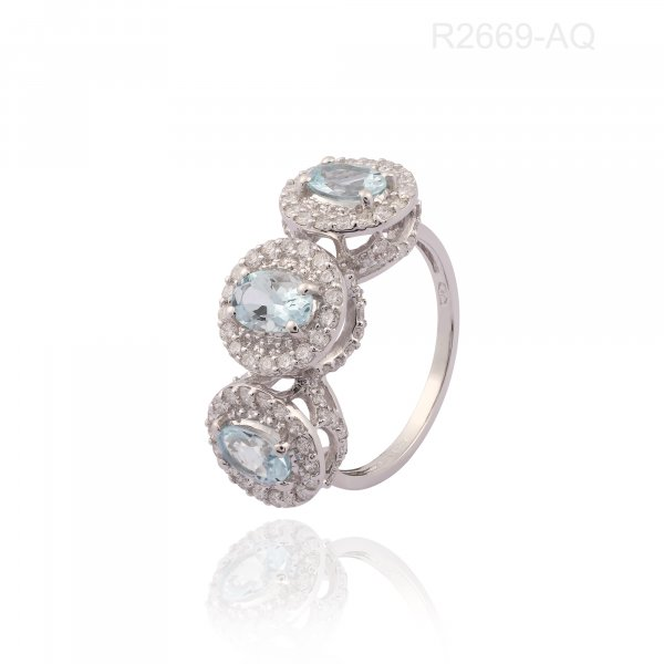 Vintage Classic Ring R2669-SEMI