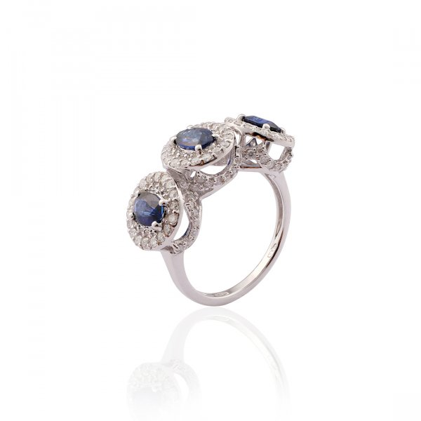 Vintage Classic Ring R2669-BS