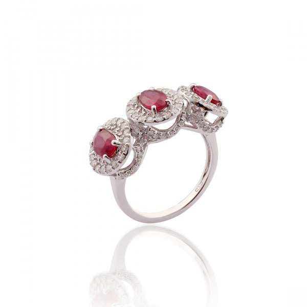 Vintage Classic Ring R2669-RB