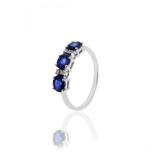 Vintage Classic Ring R2678-BS