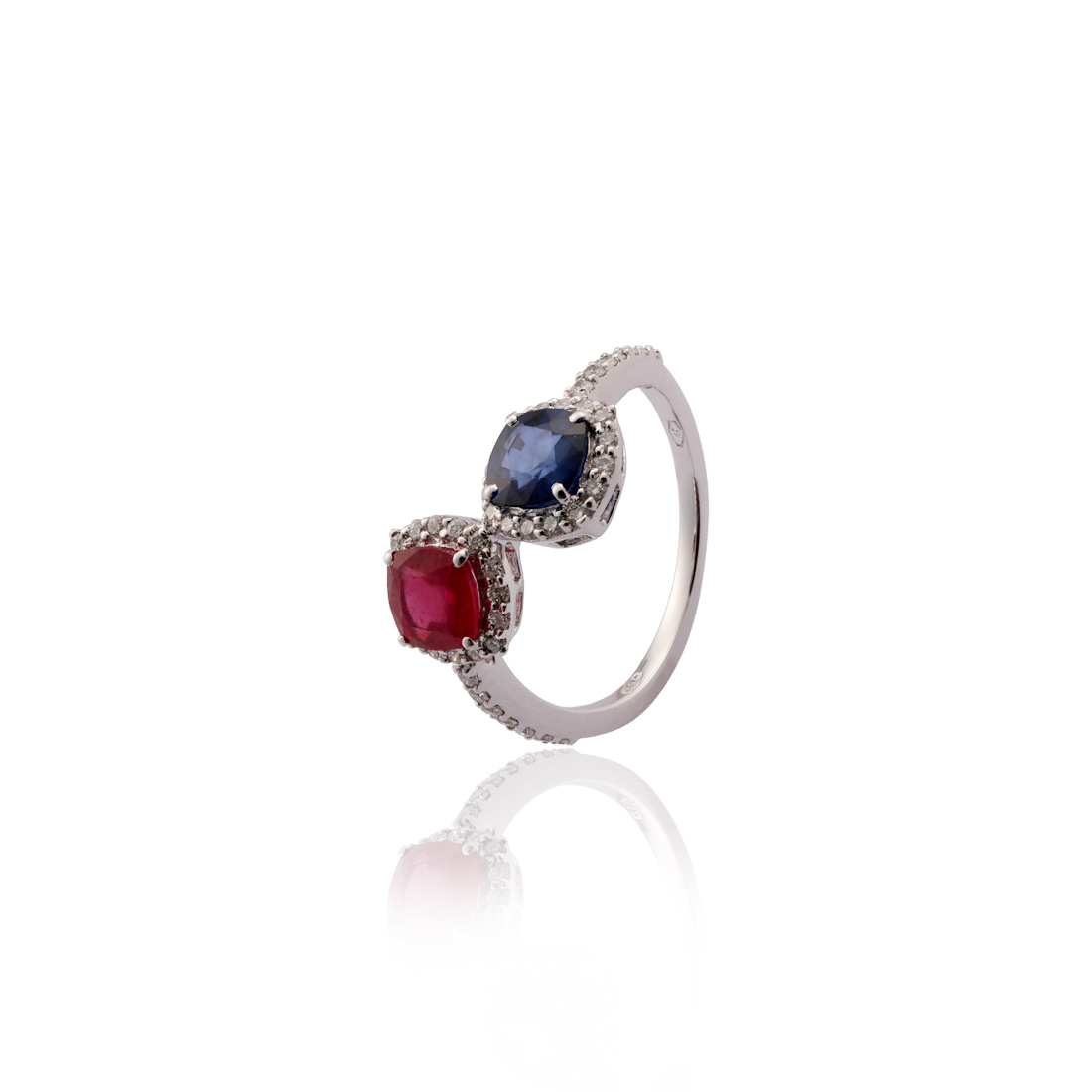 Vintage Classic Ring R2723-MIX