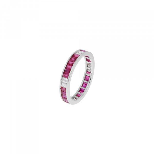 Forever Eternity Ring R2819-NRB