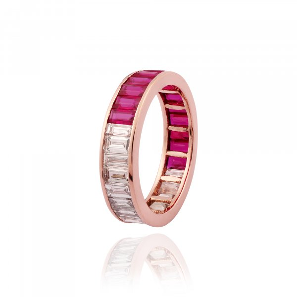Forever Eternity Ring R2821-NRB