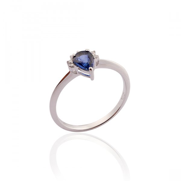 Vintage Classic Ring R3139-BS