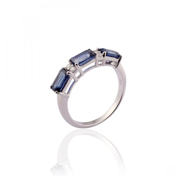 Vintage Classic Ring R3178-BS