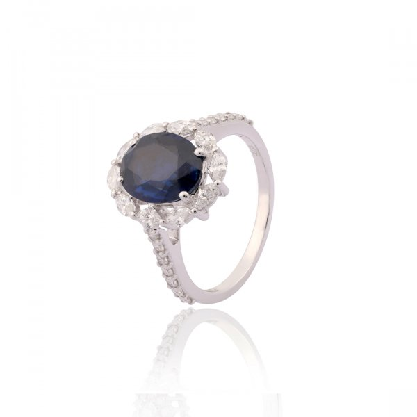 Vintage Classic Ring R3222-BS