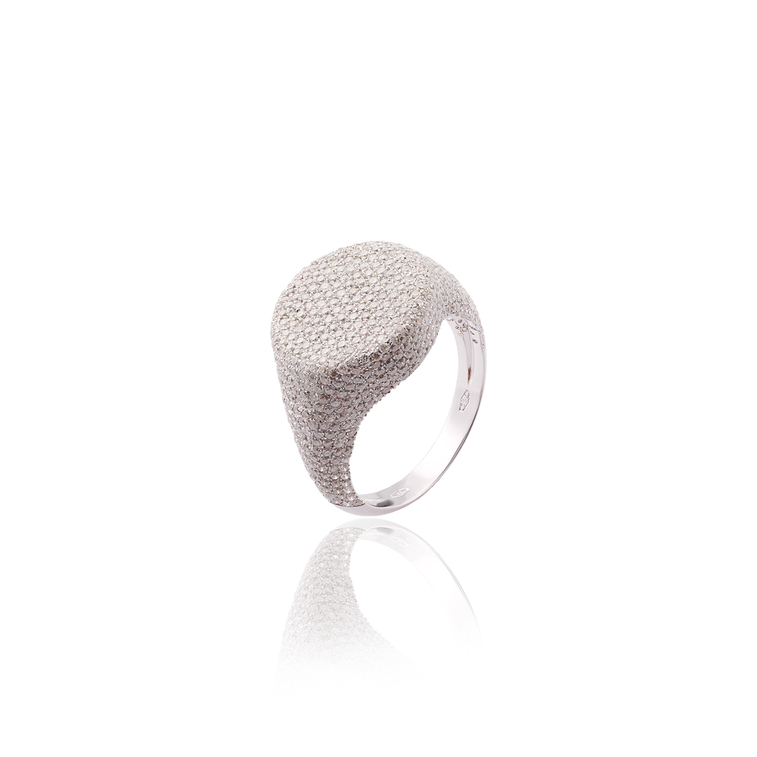 Micro Pave Ring R3239