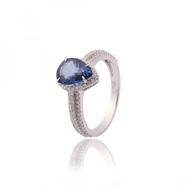 Vintage Classic Ring R3256-BS