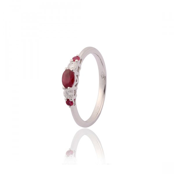 Vintage Classic Ring R3259-RB
