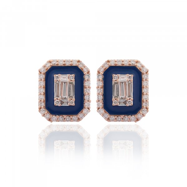 Cloisonné Collection Earring R3263e-135