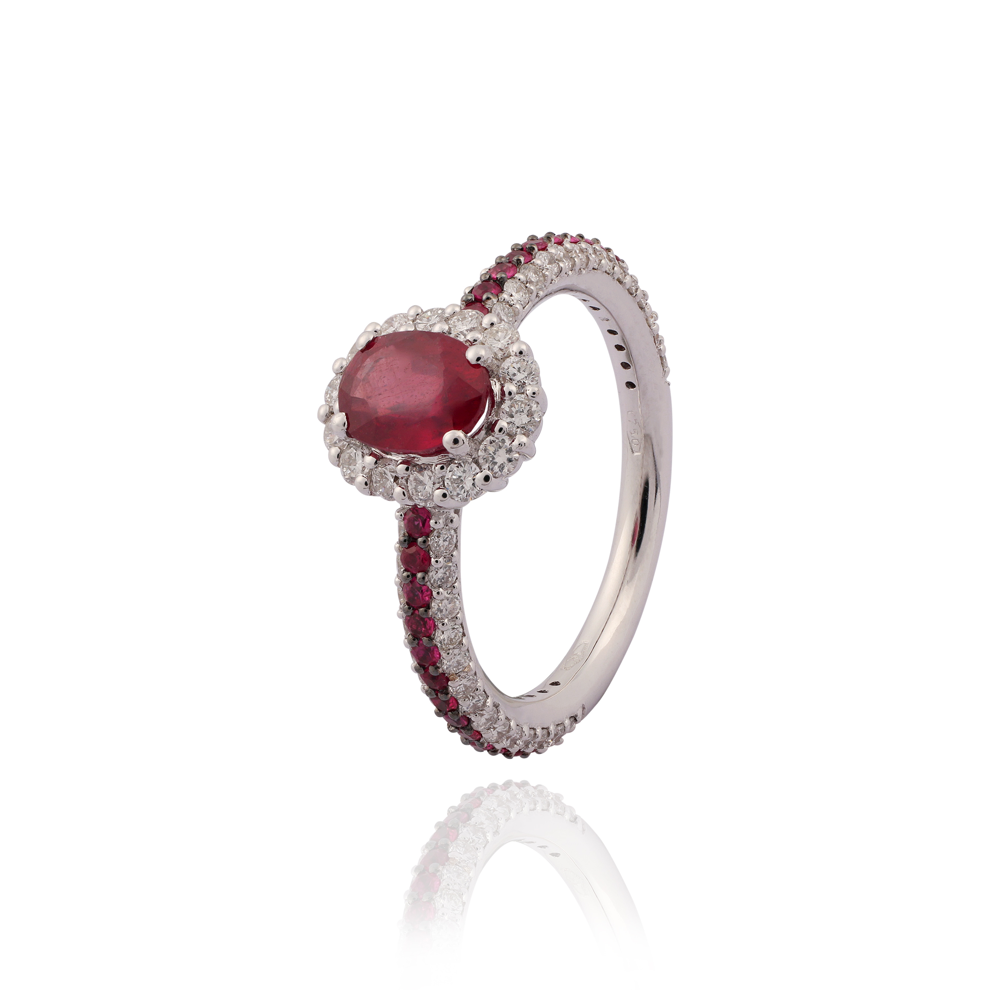 Vintage Classic Ring R3273-RB