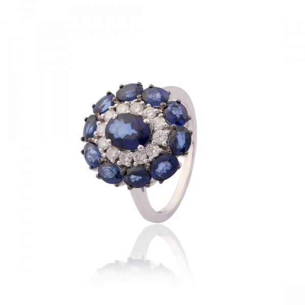 Vintage Classic Ring R3316-BS