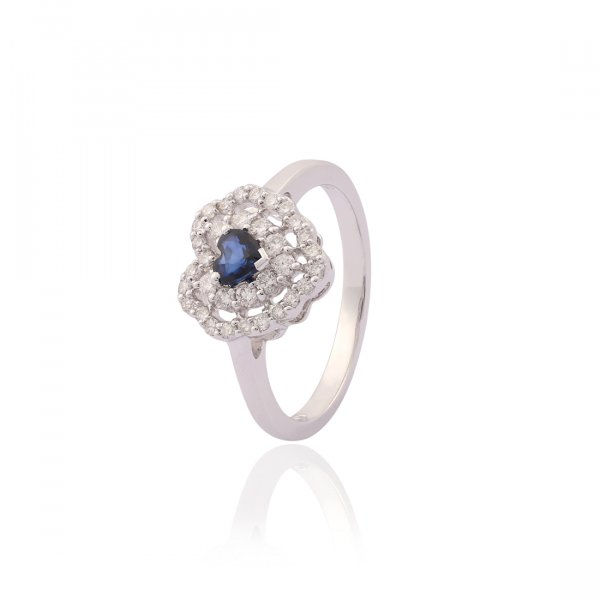Vintage Classic Ring R3320-BS