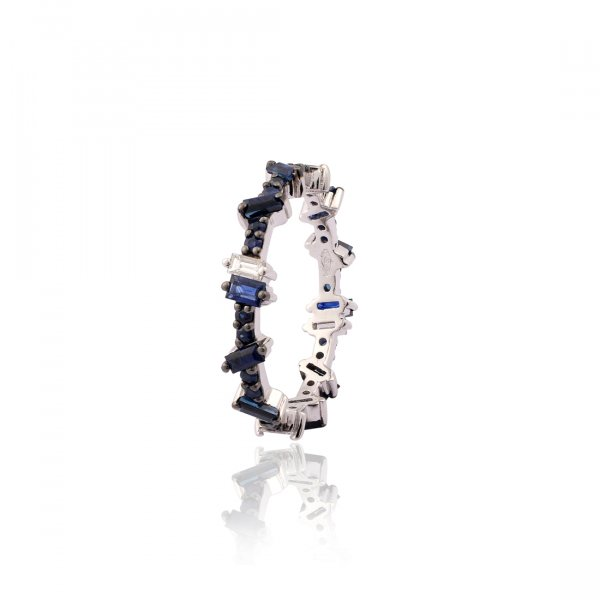 Forever Eternity Ring R3360-NBS Wh