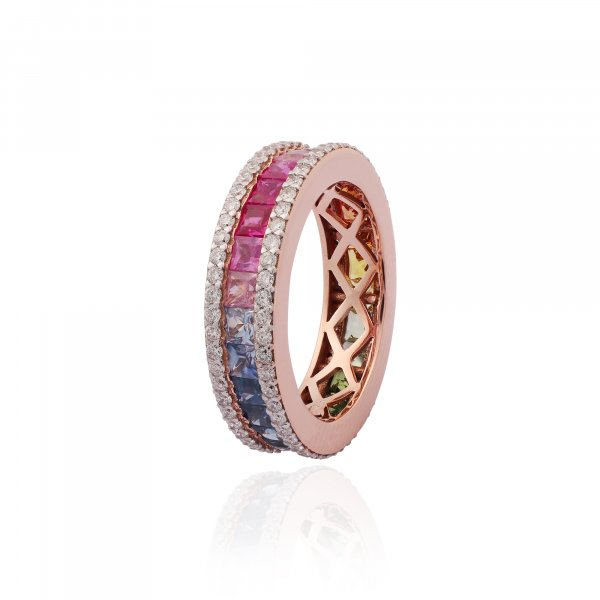 Forever Eternity Ring R3366-MS