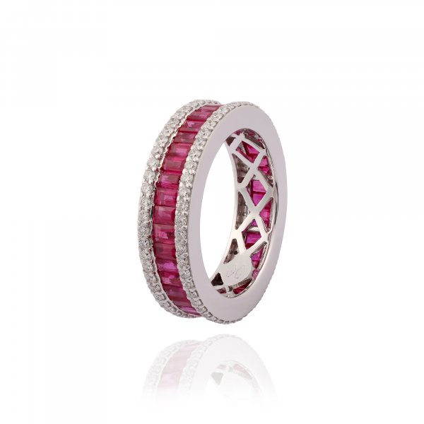 Forever Eternity Ring R3366-NRB