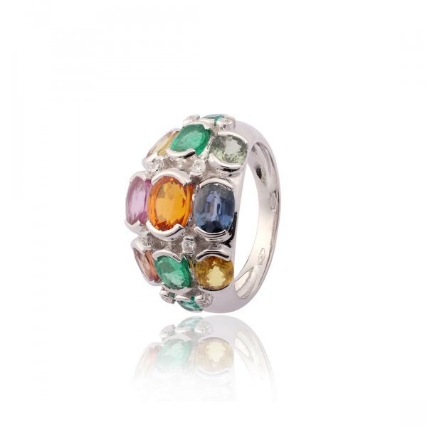 Spring Collection Ring R3381-MIX