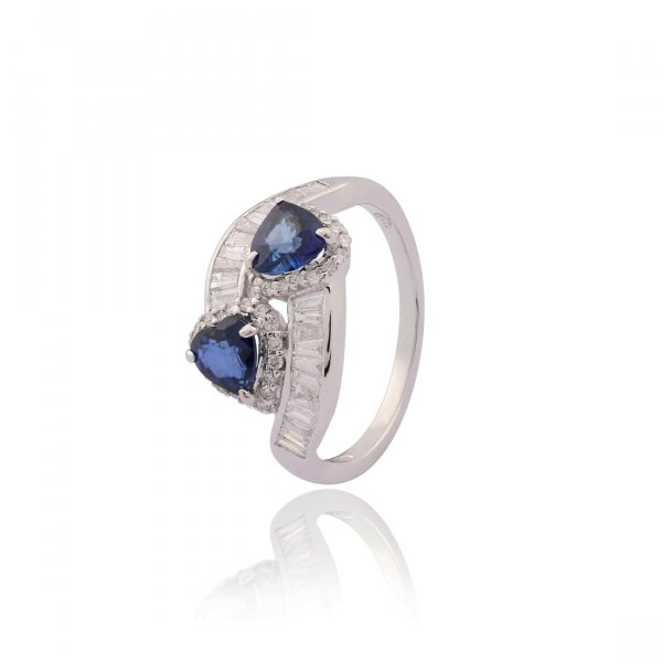 Vintage Classic Ring R3385-BS
