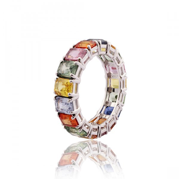 Forever Eternity Ring R4008-MS