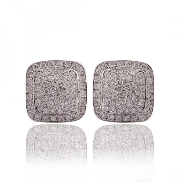 Pave Earring S0136e