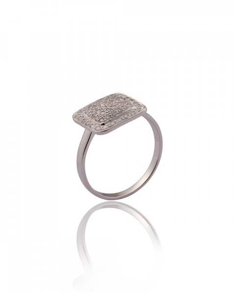 Pave Ring S0136r