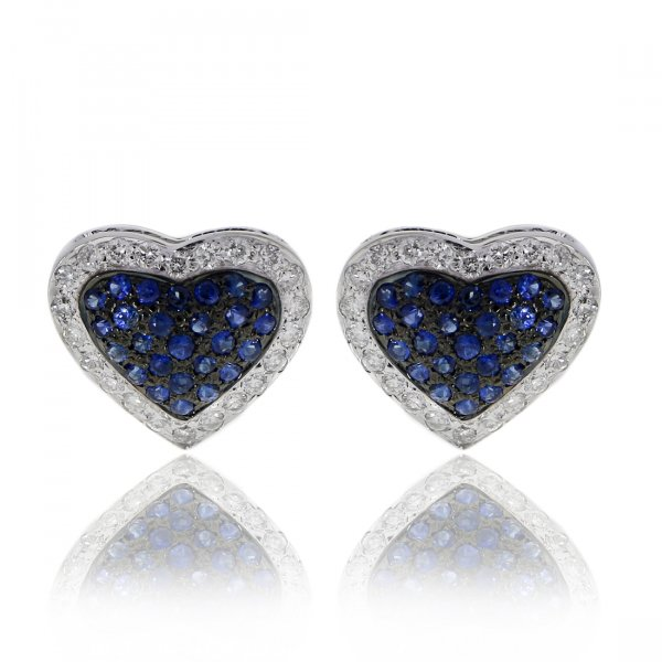 Pave Earring S0139e-NBS