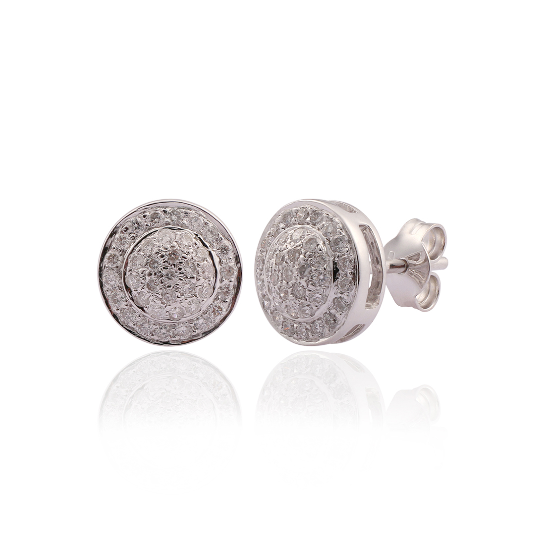 Pave Earring S0148e