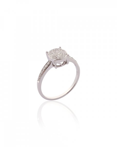 Pave Ring S0152r