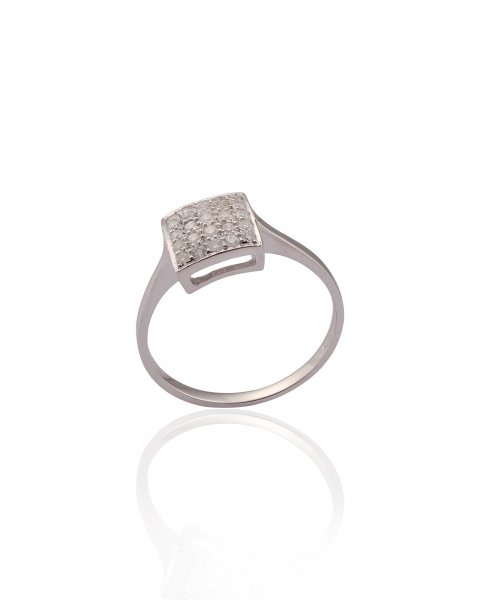 Pave Ring S0154r