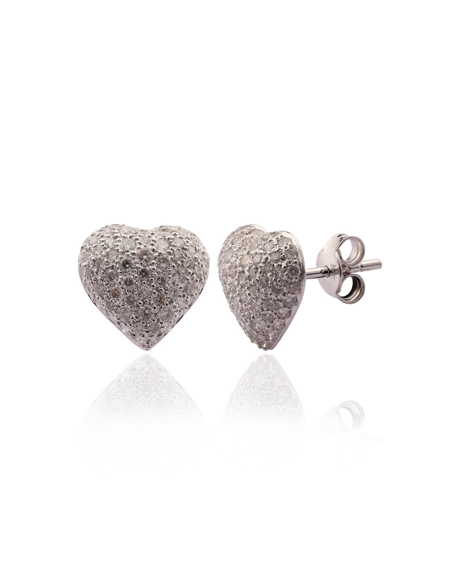 Pave Earring S0165e